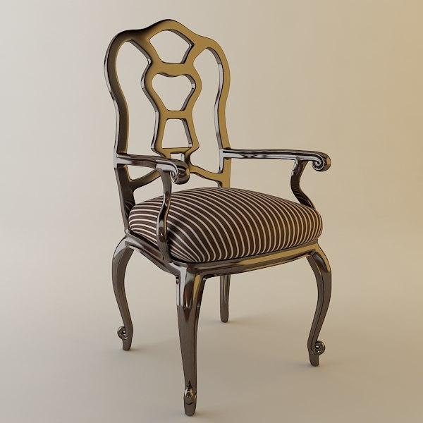 max chair details materials