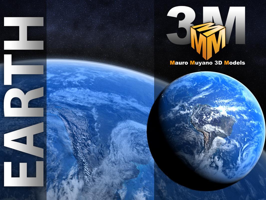 max planet earth
