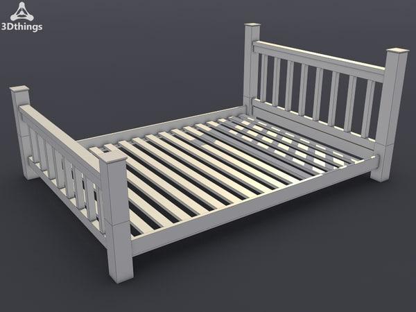 bed alisa large max