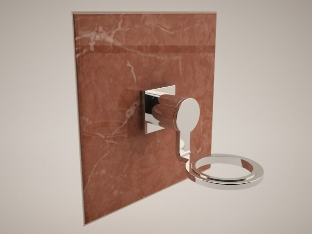 grohe allure 40278 glass 3ds