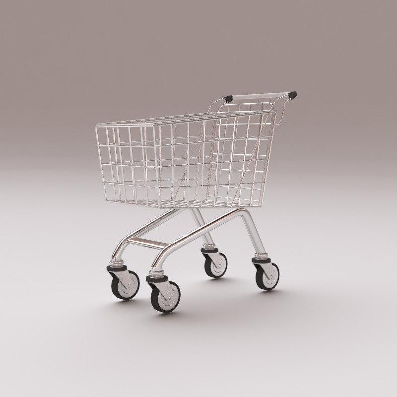 3dsmax shopping cart
