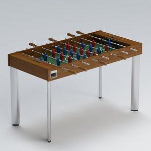 3d table ball