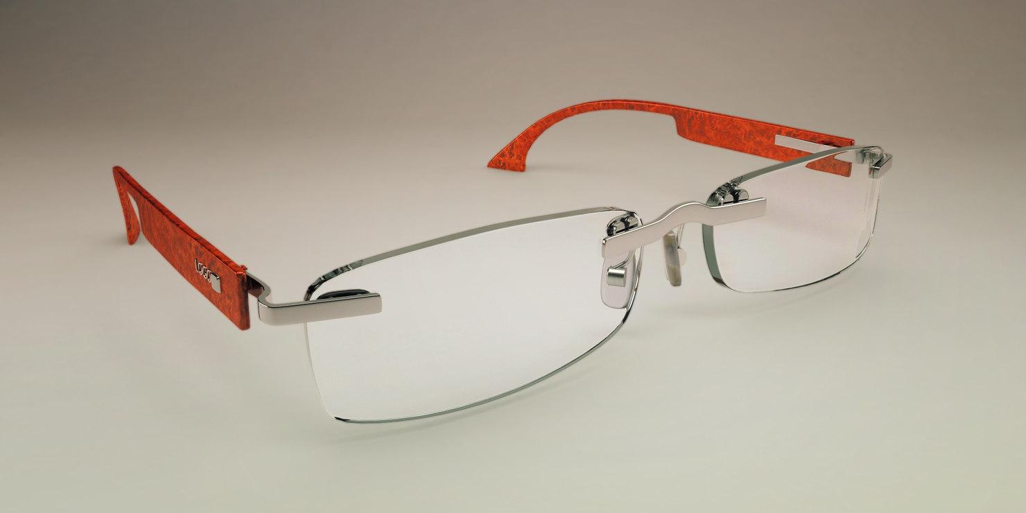 maya eyeglasses vrayforc4d studio