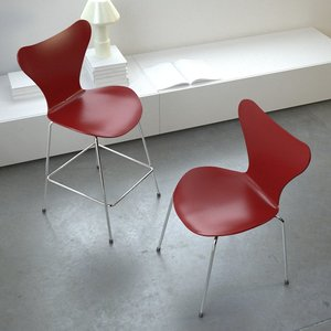 arne jacobsen series 7 obj