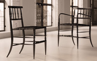 marcel wanders chairs 3d model