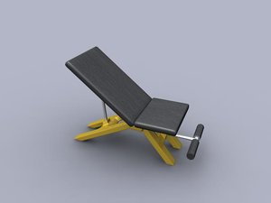 obj inclination bench