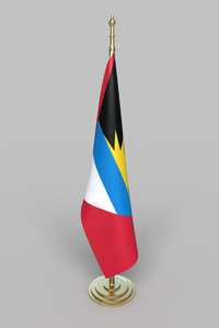 max antigua barbuda flag