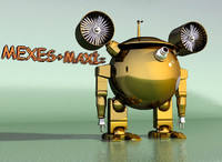 3ds fat robot