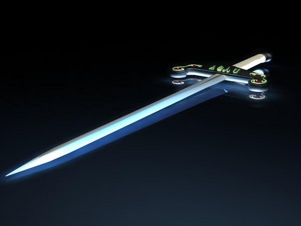 x magic sword