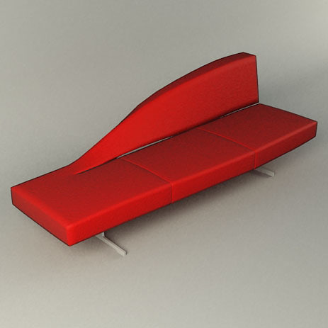 aspen sofa jean marie 3d max