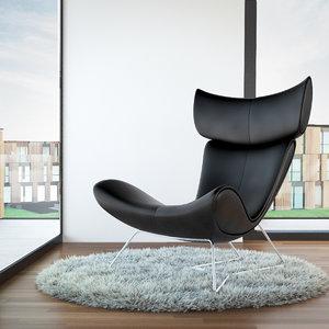 3ds max boconcept imola armchair