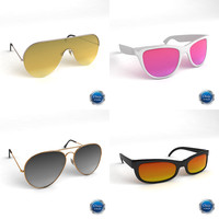 3d sunglasses glasses sun