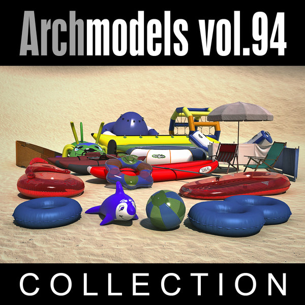 max archmodels vol 94