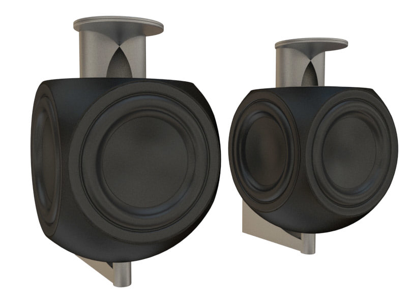 loudspeakers bang olufsen beolab 3 3d 3ds
