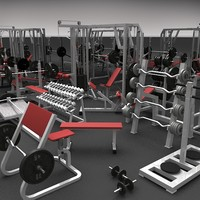 fitness equipments max