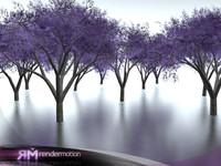 3d model d2 c2 01 tree