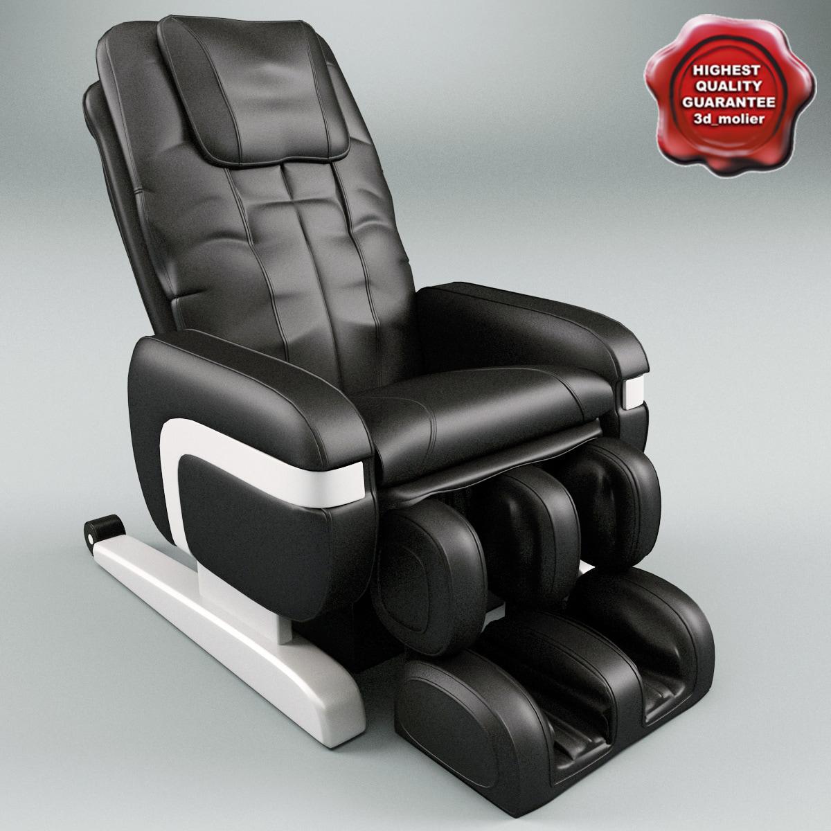 3d massage chair bf-136 model