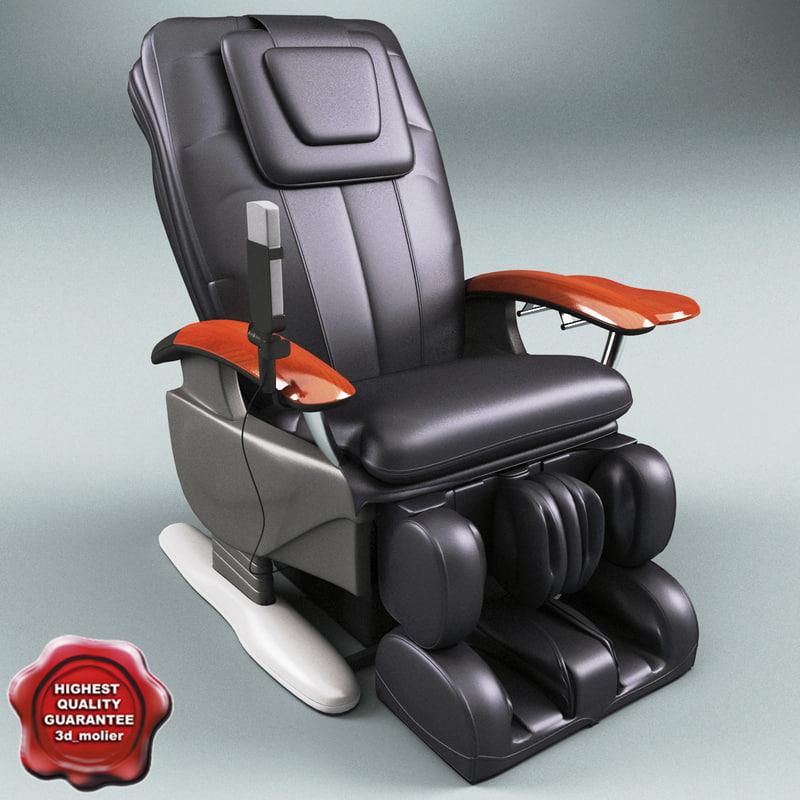 maya massage chair om510