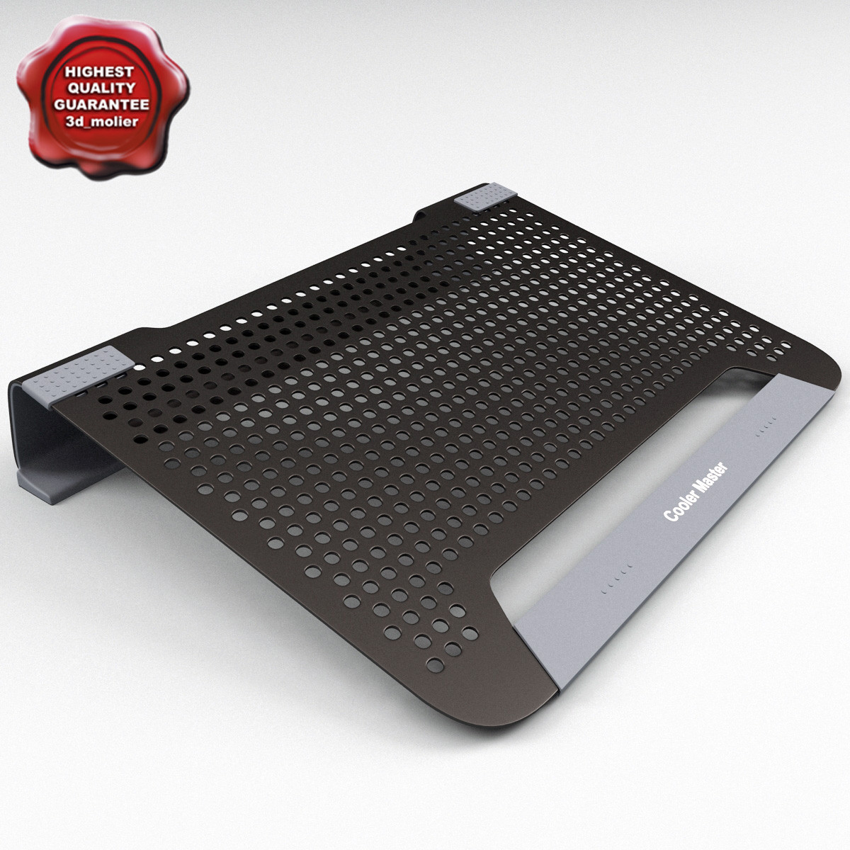 notebook cooling pad 3d max