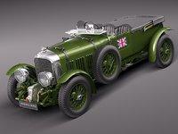 Bentley 4.5 Litre Blower 1927