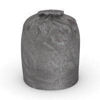 3d model garbage bag