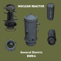 NUCLEAR REACTOR (GE BWR 6)