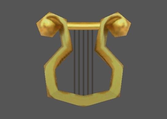 maya greek harp