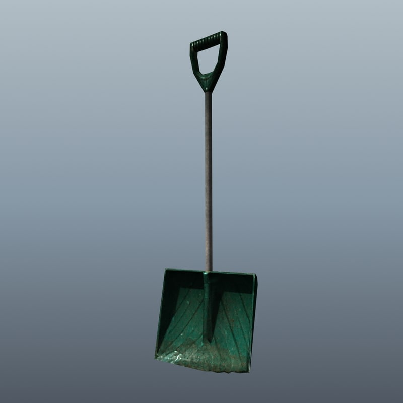 free max mode snow shovel
