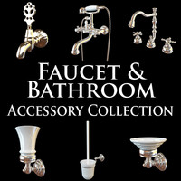 Faucet & Bathroom Accessory Collection
