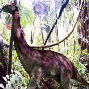 brachiosauras dinosaur max