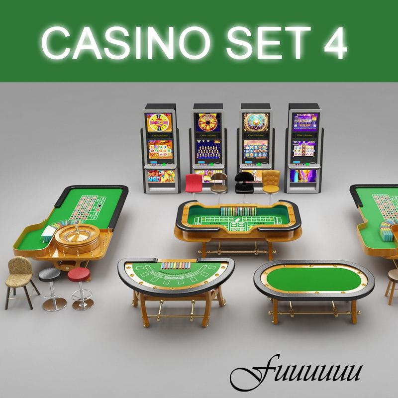 casino set 4 max