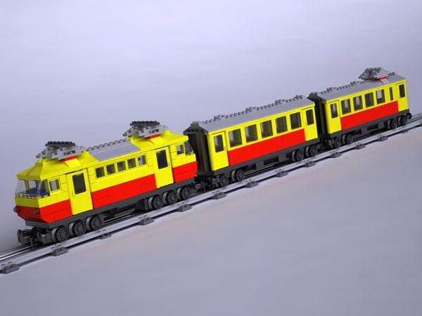 train lego deutsche max