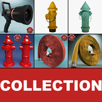 Fire Hydrants Collection V2