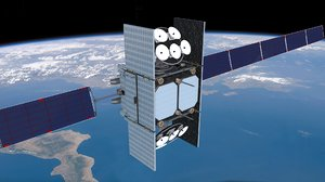 3d wideband global satcom satellites