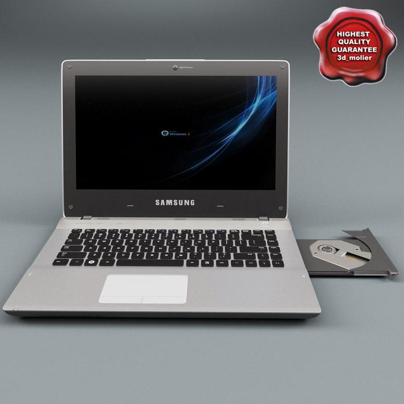 3ds notebook samsung qx 510