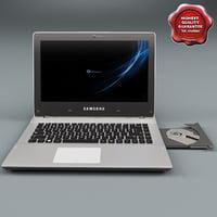 Notebook Samsung QX 510