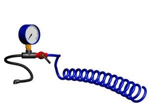 3dsmax flexible pipe manometer