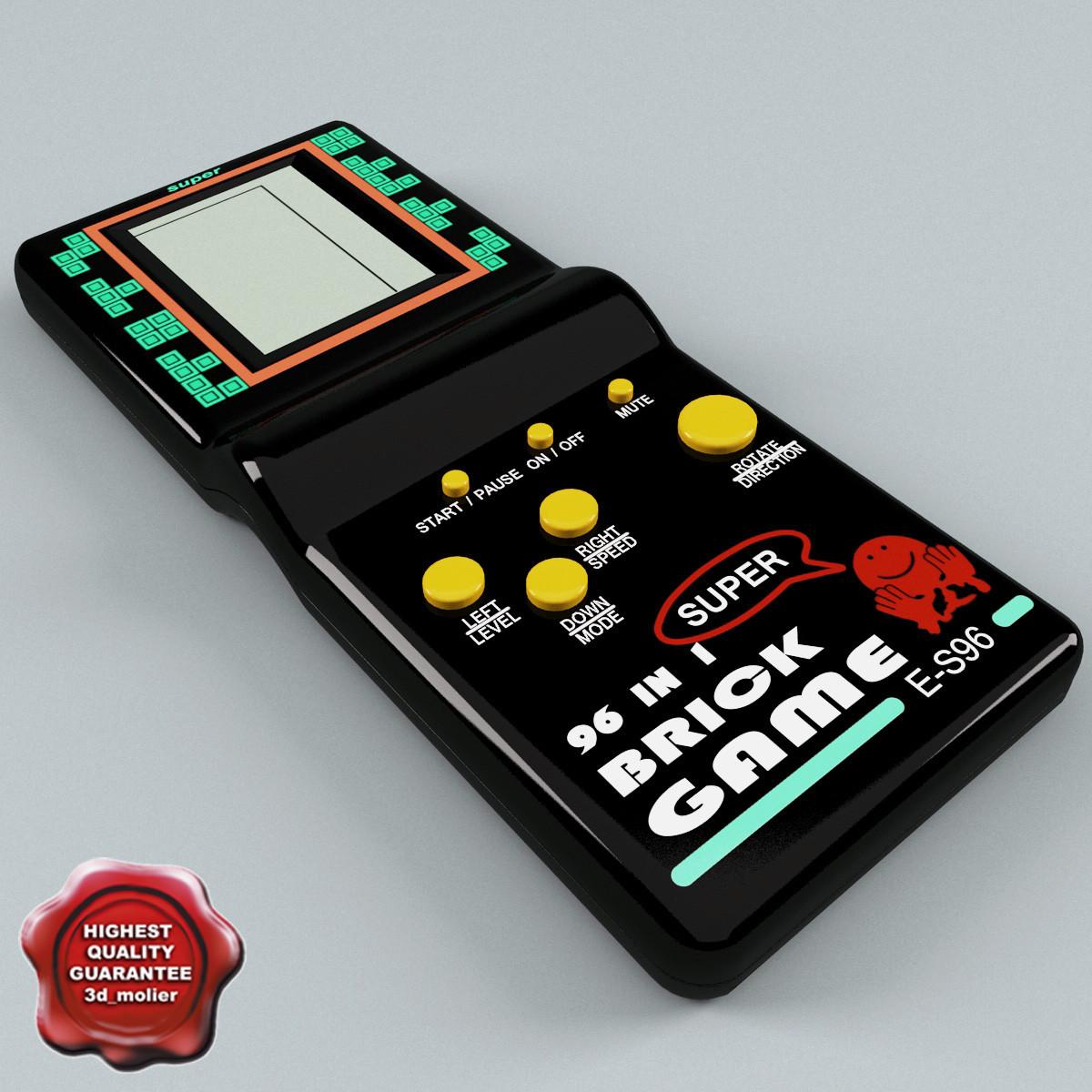 tetris black 3d 3ds