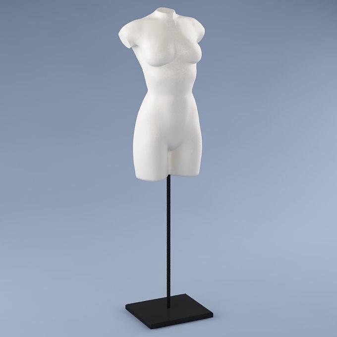 mannequin man 3d 3ds
