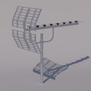 maya tv antenna