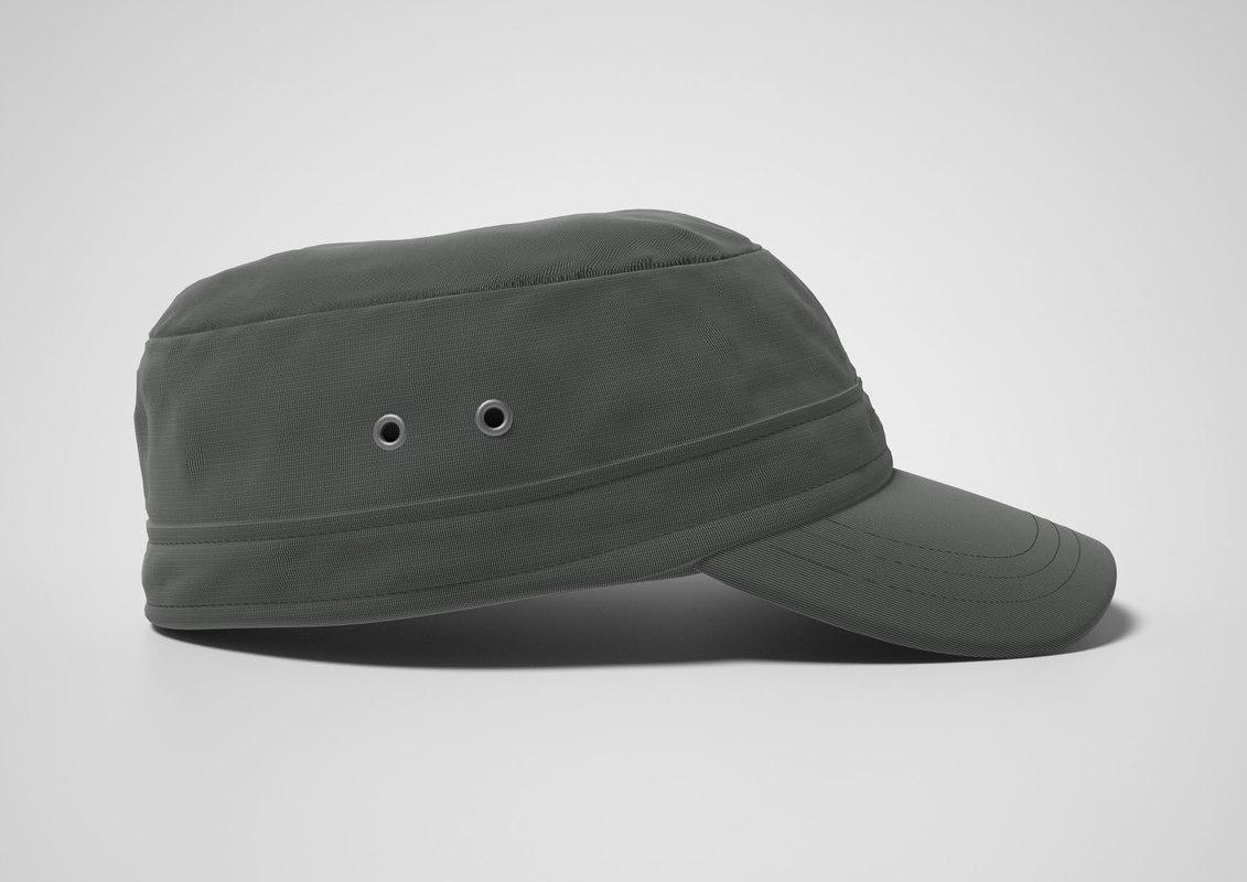 3ds cap accessory hat