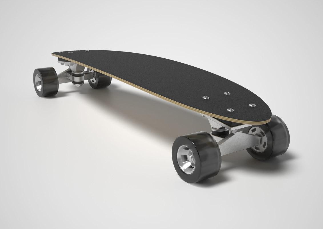 3dsmax slalomboard