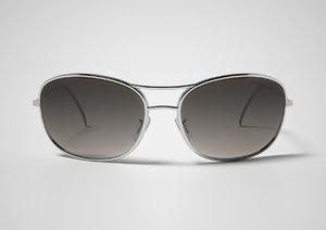 3d model sunglasses accessory