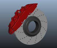max brembo brake disc