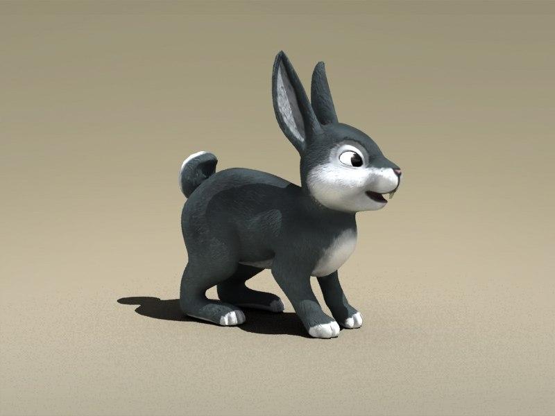 max bunny rabbit cartoon