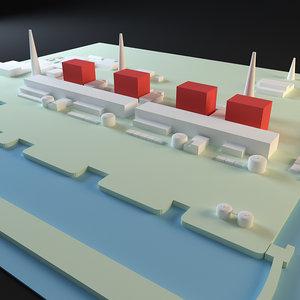 3ds scheme nuclear power