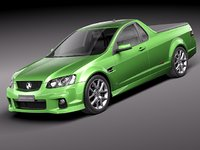 Holden VE II Commodore Ute SSV 2011
