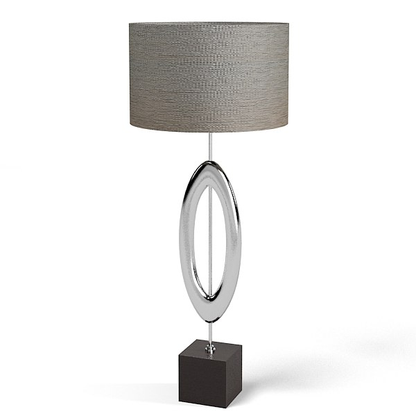 Porta Romana Modern Console Table Lamp Contemporary High Tall