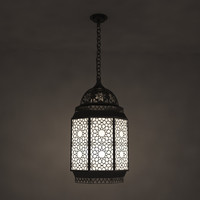 3ds max arabian lamp