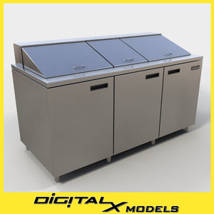 3d commercial food storage 1